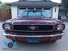 19645 1964 1/2 Ford Mustang 1965 K Code Convertible HiPo