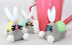 Recycle Your Egg Into A Bunny Easter Craft Parenting