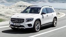 the 2020 mercedes glb seven seater compact crossover