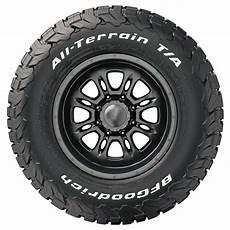 35x12 50r18 bf goodrich all terrain t a ko2 road tire