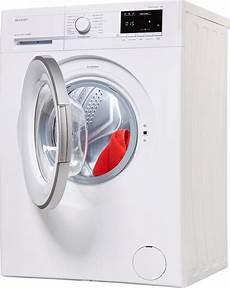 waschmaschine angebote sharp waschmaschine es gfb7143w3 de 7 kg 1400 u min von