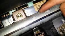 how to remove passenger air bag on a 99 honda crv