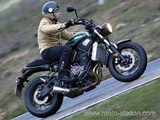Essai Yamaha Xsr 700 Motostation