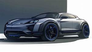Porsches New Mission E Cross Turismo Takes Aim At The