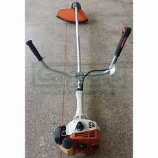 accessories for brushcutters stihl stihl fs55 5 years old reconditioned petrol brushcutter stihl from gayways uk