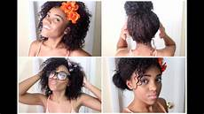 back to school curly hairstyles youtube