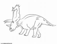 jurassic world dinosaurs coloring pages 16737 jurassic world fallen kingdom coloring pages dinosaur pentaceratops free printable coloring pages