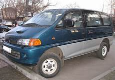 1998 Mitsubishi Space Gear For Sale 2 5 Diesel