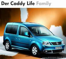 Family Prospekt Caddy Family 2007 Vw Caddy