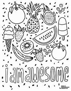 i am awesome coloring sheet growth mindset for kids growth mindset for kids coloring pages