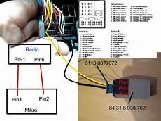 umbauanleitung radio professional mit bluetooth und usb