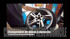 Changement De Pneus 224 Domicile Poa Fait Le Test De La