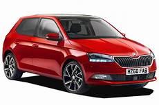 Skoda Fabia Hatchback 2019 Review Carbuyer