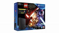 ps4 slim with lego wars and awakens