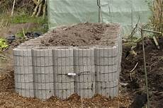 Hochbeet Anlegen Bauanleitung F 252 R Eine Fassung Aus Beton