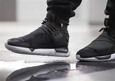 more december heat the adidas y 3 qasa high in black