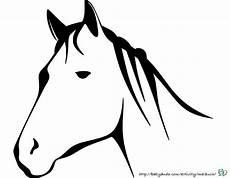 Malvorlagen Pferdekopf Kostenlos Pferdekopf Zum Ausschneiden Vorlagen Zum Ausmalen Gratis