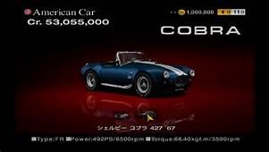 Shelby Cobra 427 66  Gran Turismo Wiki Fandom Powered