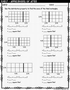multiplication worksheets using area model 4625 teaching distributive property using an area model distributive property