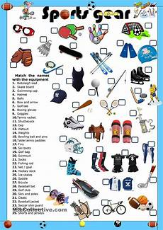 sports equipments worksheets 15787 sports gear sports worksheets and printable worksheets