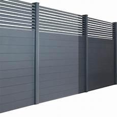Barriere Exterieur Aluminium Grillage Pas Cher 1m80 Exoteck