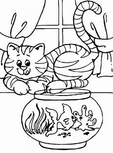 n 68 coloring pages of cats and dogs