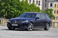Test Mercedes E300 Hybrid T Modell Der Stille