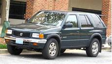 car repair manuals online free 1995 honda passport security system honda passport 1993 1997 service repair manual download