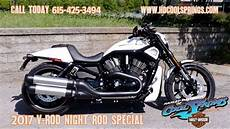 2017 Harley Davidson V Rod Rod Special