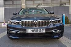 bmw 530d g30 bmw 5er g30 live fotos zeigen 530d xdrive mit luxury line