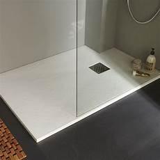 poser un bac de receveur de 224 poser plat blanc 80 x 120 cm