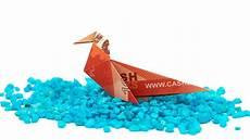 Origami Vögel Falten - geldschein falten vogel eine ente aus geld falten