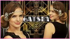 easy great gatsby inspired halloween hair tutorial with kayley melissa youtube