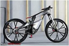 Audi E Bike - audi e bike a bicycle that runs at 80 kmph team bhp