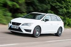 New Seat St Cupra 290 Estate 2016 Review Auto Express