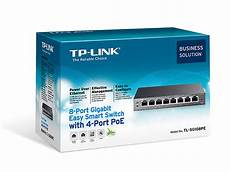 tp link tl sg108pe 8 gigabit easy smart switch with 4 tl sg108pe 8 gigabit easy smart switch with 4