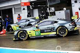 Aston Martin Reveals Extent Of 2018 Vantage GTE Preparations