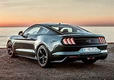 ford mustang bullitt 2018 launch review w video cars
