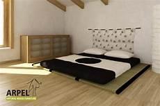 tatami e futon 3 tatamis 100 futon cotton comfort arpel wood