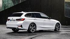 the 2020 bmw 3 series touring to debut at the 2019 geneva