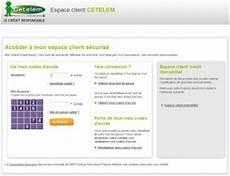 Espace Client Cetelem En Ligne Mon Cetelem Sur Www Cetelem Fr