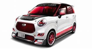 Carscoops  Daihatsu