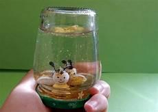 schneekugel selber machen mit destilliertem wasser und baby 246 l