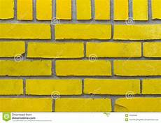 yellow brick wall stock images image 14309494