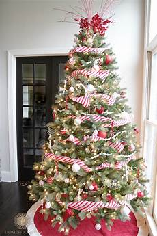 step by step guide to decorating your tree