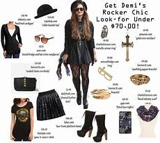 the look get demi lovato s look for less