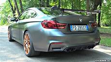 2016 Bmw M4 Gts Sound Start Up Revs Launch