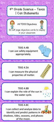 science worksheets 4th grade 13458 4th grade science teks i can statements 4th grade science fourth grade science i can statements