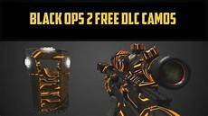 in black 2 how to get black ops 2 dlc camos free ps3 hd