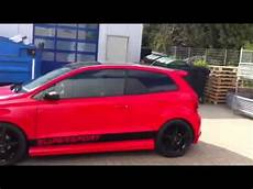 supersport vw polo 6r am bodensee tuning world 2012